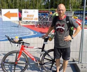 Erster Ironman 2006 in Klagenfurt
