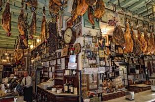 Jamón en un Bar (Sevilla)
