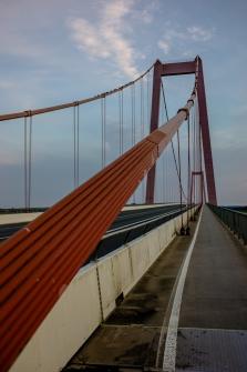 Rheinbrücke bei Emmerich
