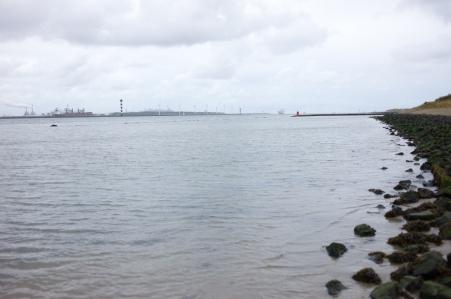 Der letzte Rhein-Kilometer