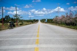 Road to Rio Dulce