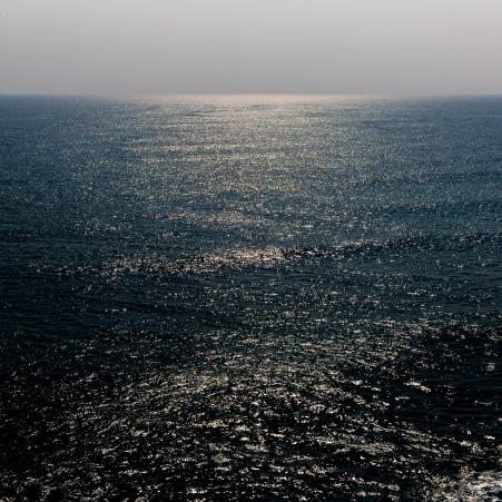 Pazifik als Zelt-Aussicht