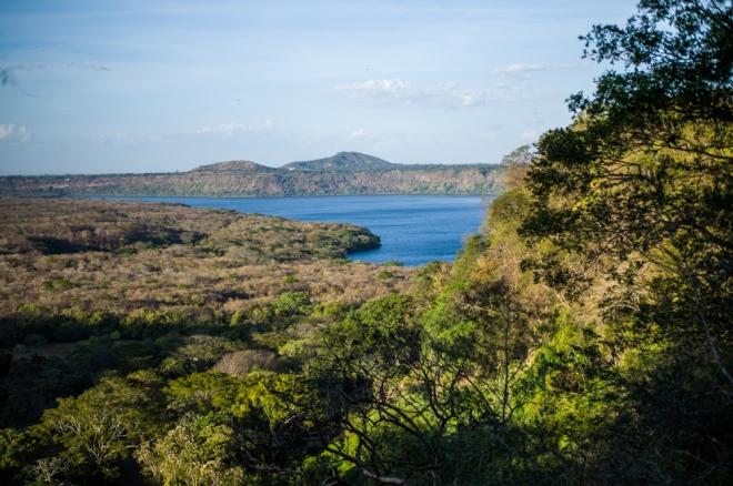 See in Nicaragua, gefährlich