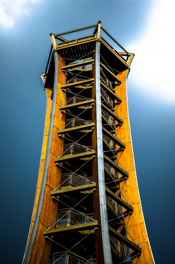 Saale-Area Watchtower