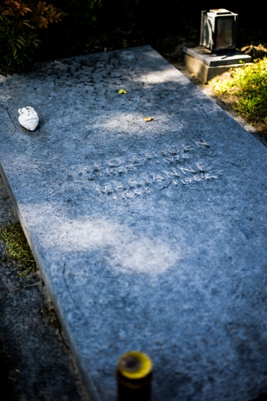 Grave of Theo Lingen, Hero of my Childhood, Vienna (Austria)