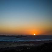 Blick auf den Pazifik, La Cruz, Costa Rica