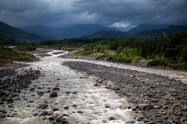 Rio Chirripo, Costa Rica